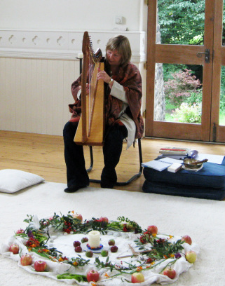Meditation with the Celtic Harp